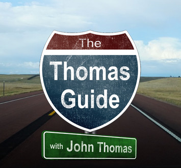 Artwork for The Thomas Guide with John Thomas EP4