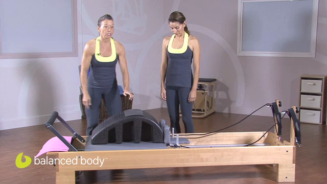 Artwork for Pilates Instructors - E41 - Innovative Reformer Routine