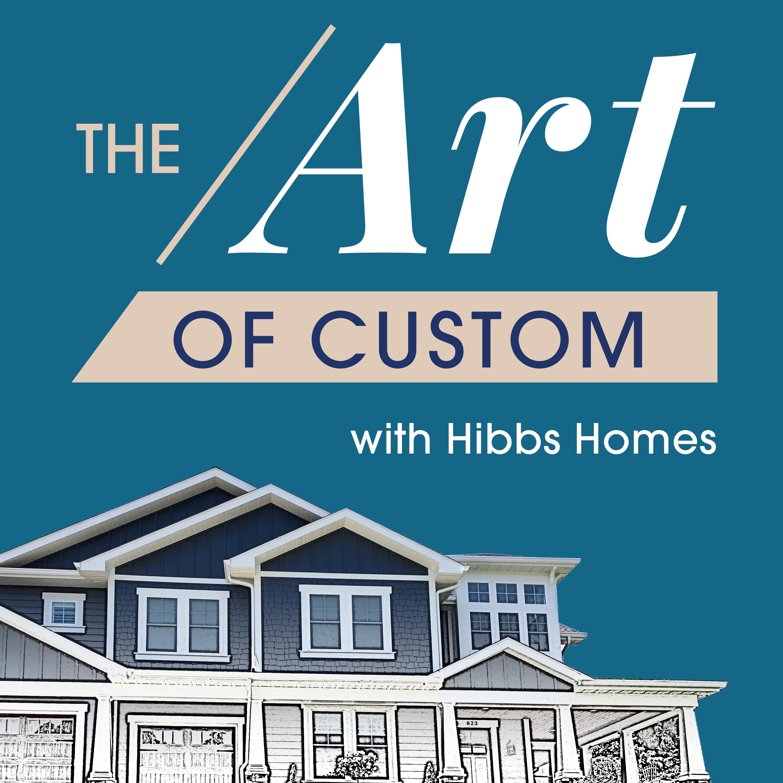 The Art of Custom Podcast show art