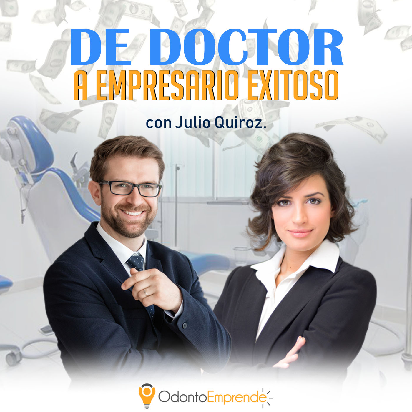 De Doctor a Empresario Exitoso con Julio Quiroz show art