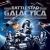 Battlestar Galactica (1978) Retro TV Review Special show art