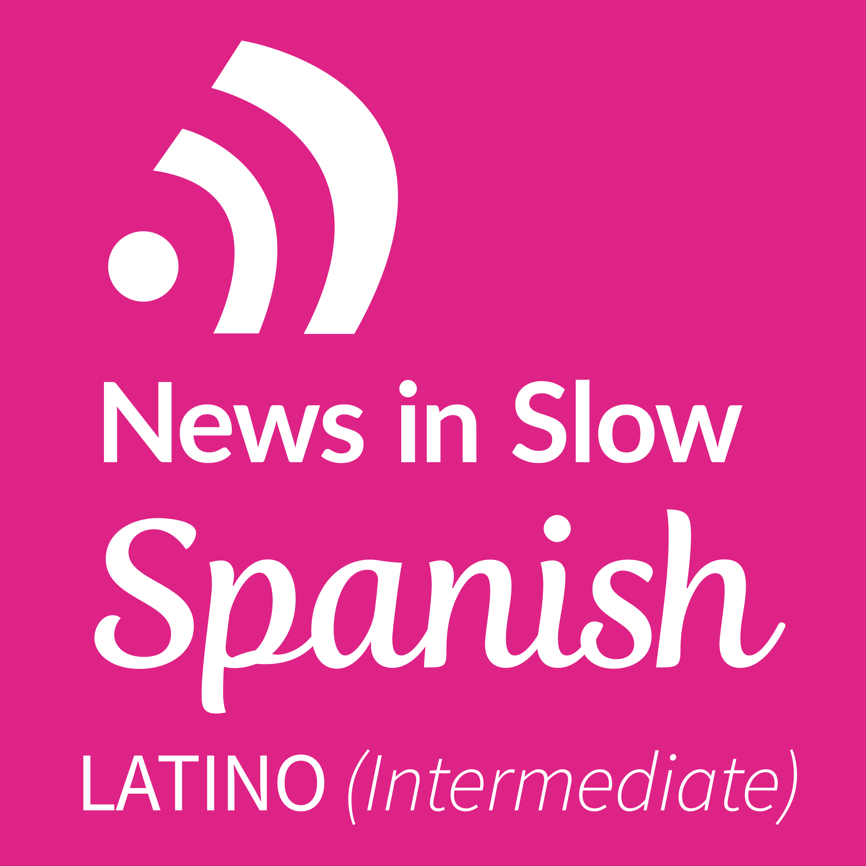 News in Slow Spanish Latino - # 190 - Spanish news, grammar and idiomatic expressions