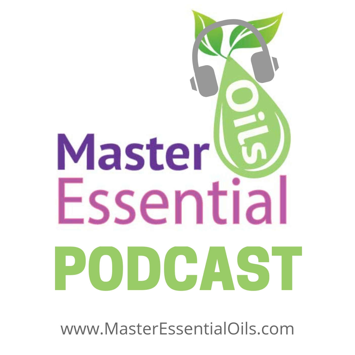 Master Essential Oils Podcast show art