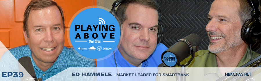 Ed Hammele | SmartBank | Playing