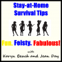 Artwork for Stay-at-Home Survival and BIG Podcast News