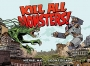 Artwork for Michael May: Kill All Monsters!