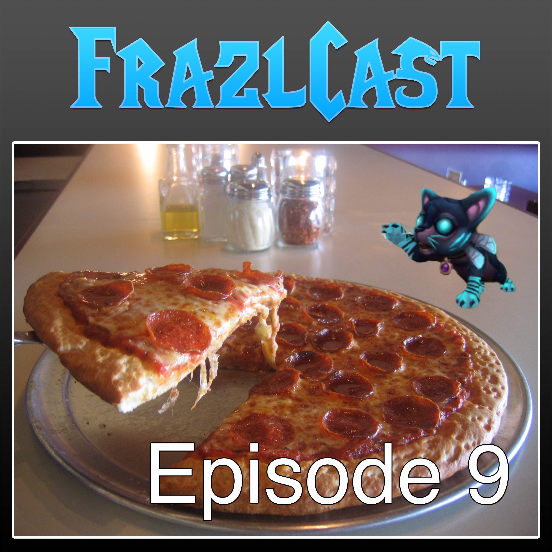 Artwork for FC 009: Twilight Pizza