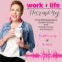 Artwork for E77. Managing Anxiety so it Doesn't Sabotage Your Productivity with Kasey Matthews