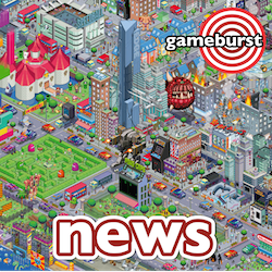 Artwork for GameBurst News - 31st May 2015