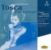 Tosca with Pilar Lorengar