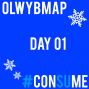 Artwork for OLWYBMAP Advert Calendar Day 1