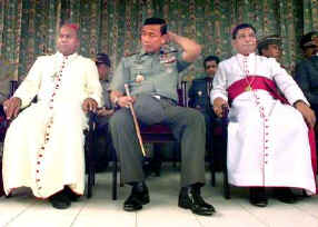 Timor Leste - government coalition shakey; Jose Texeira