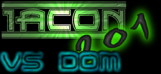 Iacon 201 - Vs DomBlanco
