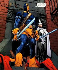 Heroes and Villains 59: Deathstroke the Terminator