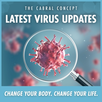 Latest Virus Updates by Cabral Concept show image