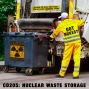 Artwork for CD205: Nuclear Waste Storage