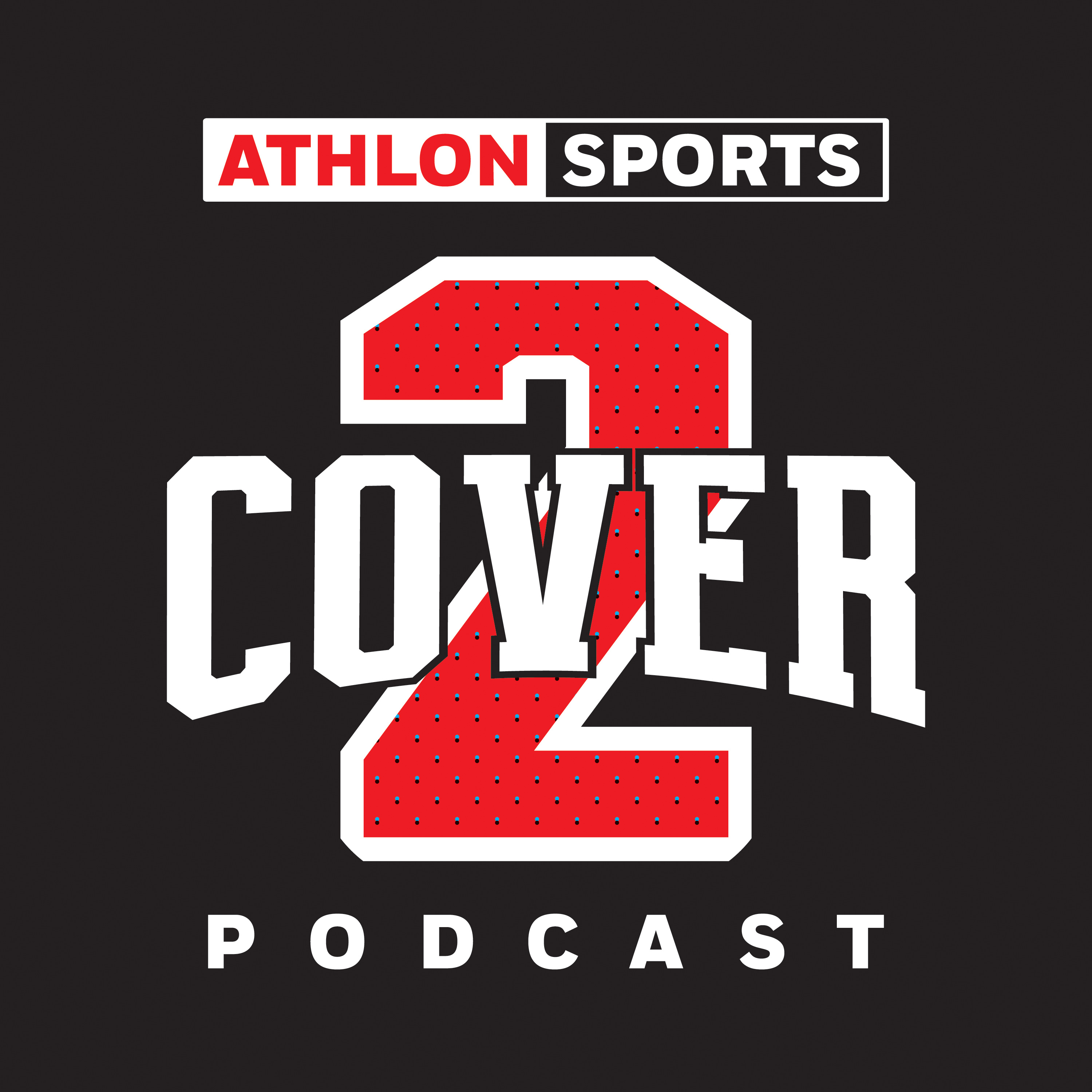 Athlon Sports Cover 2 College Football Podcast show art