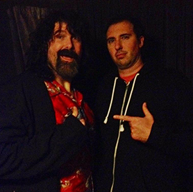 ep.123 (Mick Foley, John Pinette, Respect)