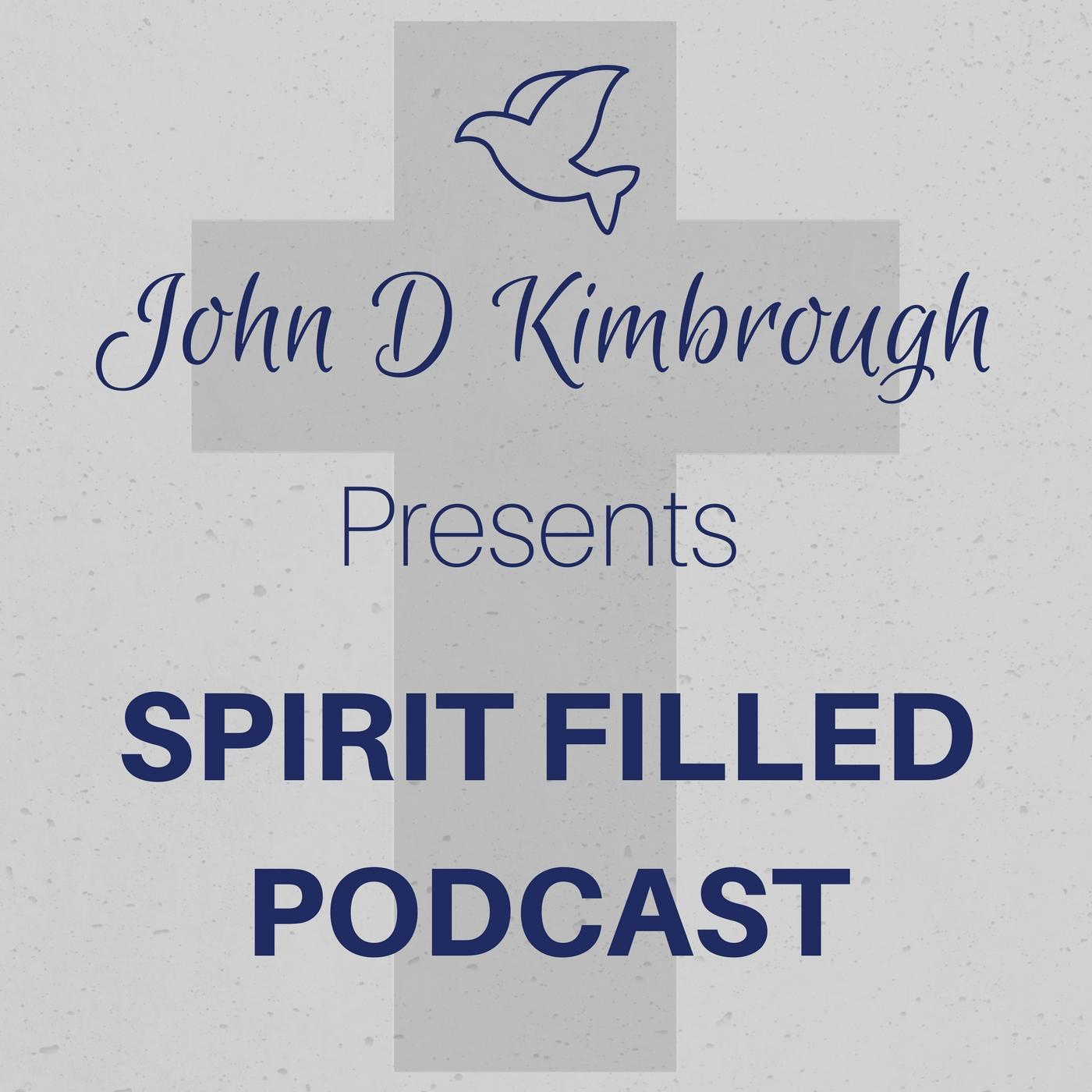 Spirit Filled Bible Study  show art
