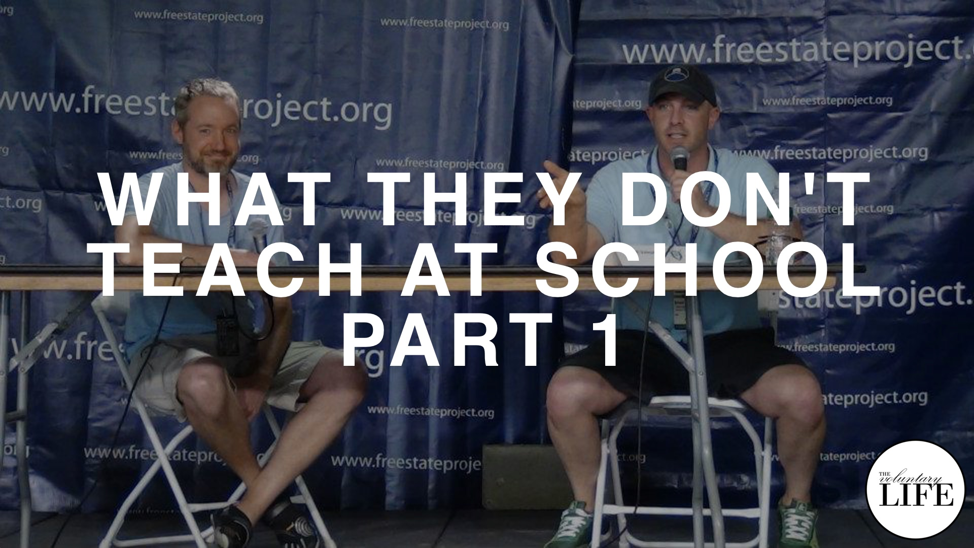 63 What They Don't Teach at School: Discussion With Brett Veinotte of School Sucks