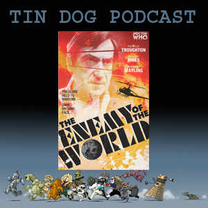 TDP 360: Enemy of the World DVD