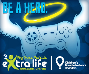 Extra Life: Play Games, Heal Kids