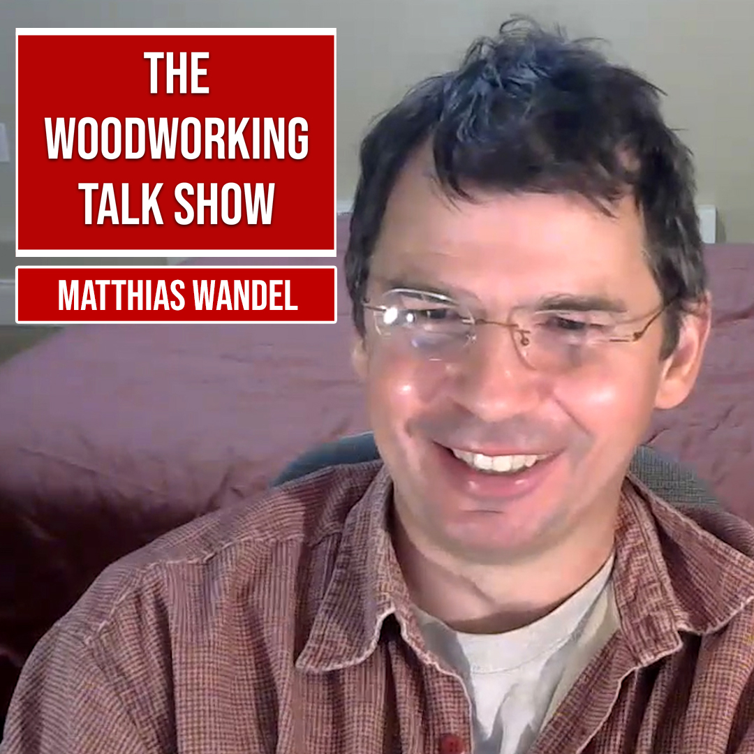 Matthias Wandel on running the biggest woodworking channel on YouTube (Ep 8) show art