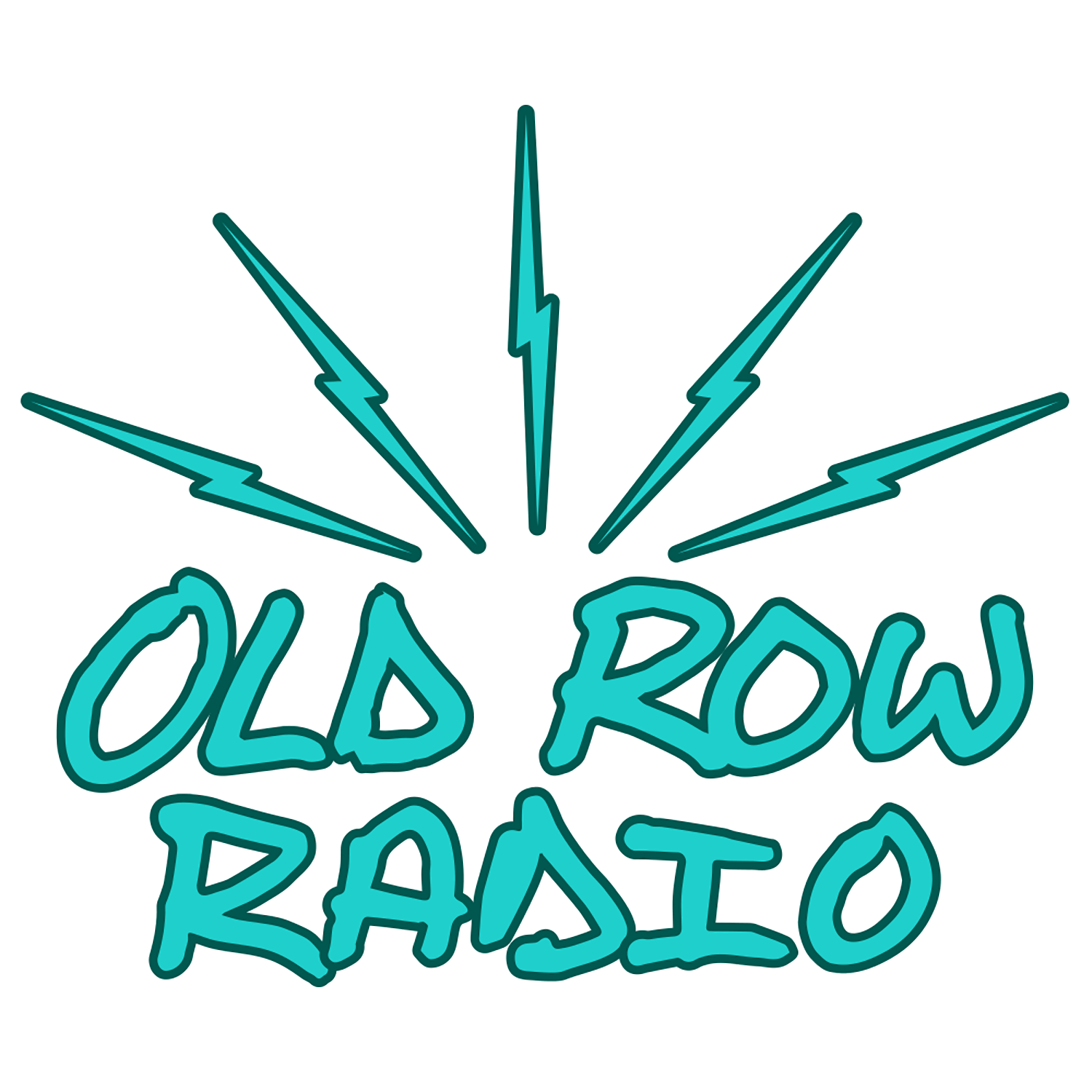 Old Row Radio show art