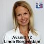 Artwork for Avsnitt 72 - Linda Borgenstam