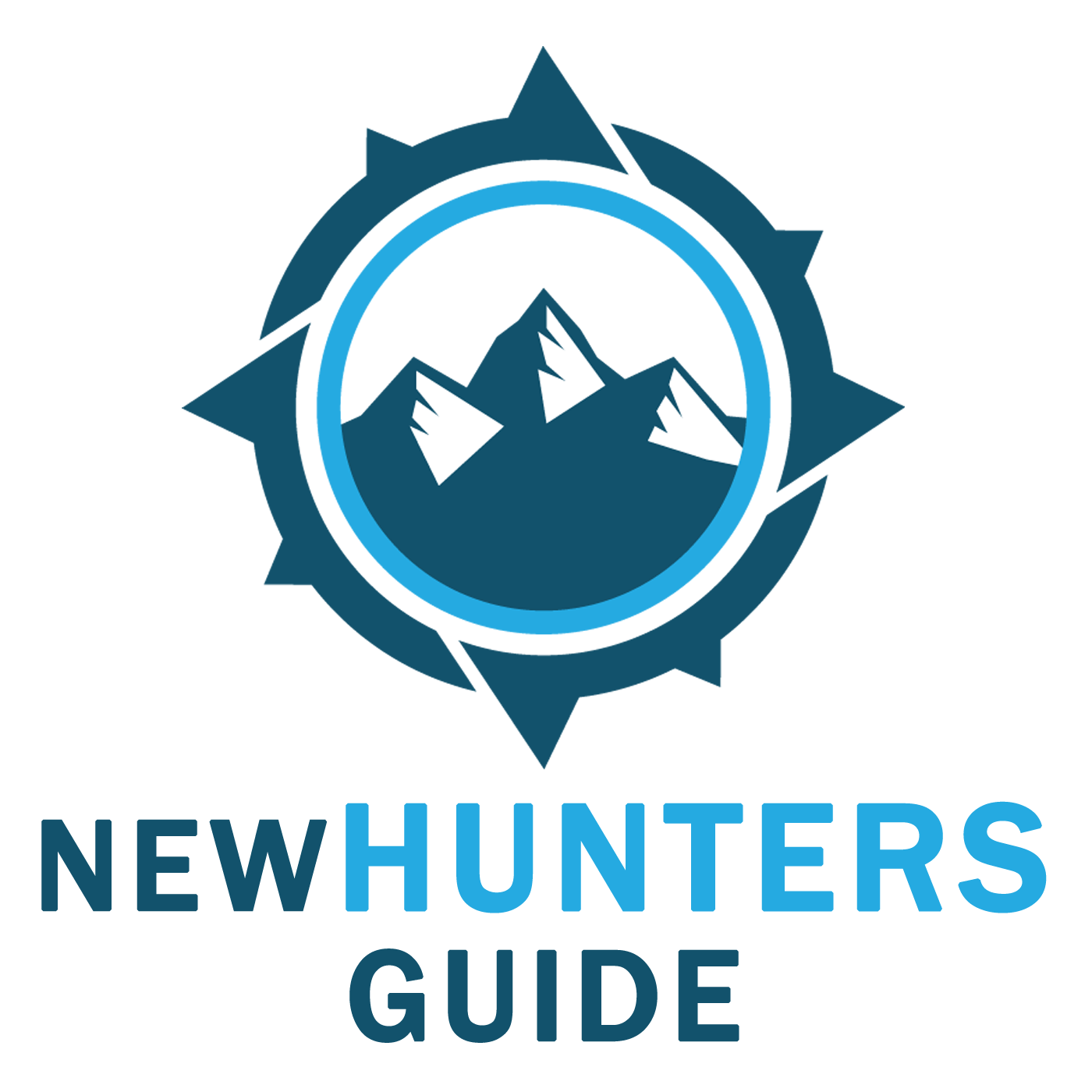 The New Hunters Guide show art