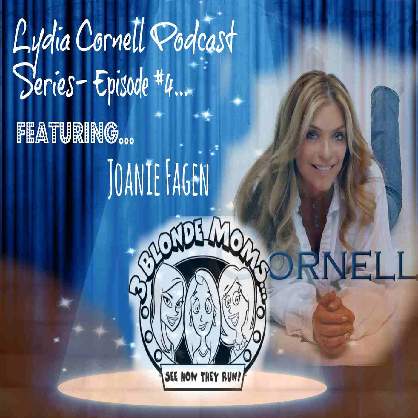 Lydia Cornell #4: Women in Comedy | 3 Blonde Moms are not Waiting for the F-Word | Powerful Women in Comedy | Mother's Day Special
