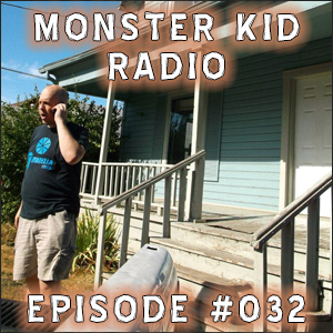 Monster Kid Radio #032 - Chris McMillan and The Ghost and Mr. Chicken, Part Two