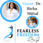 Artwork for Dr. Richa Mittal - Founder & Medical Director of Radiant Health Weight Loss and Wellness