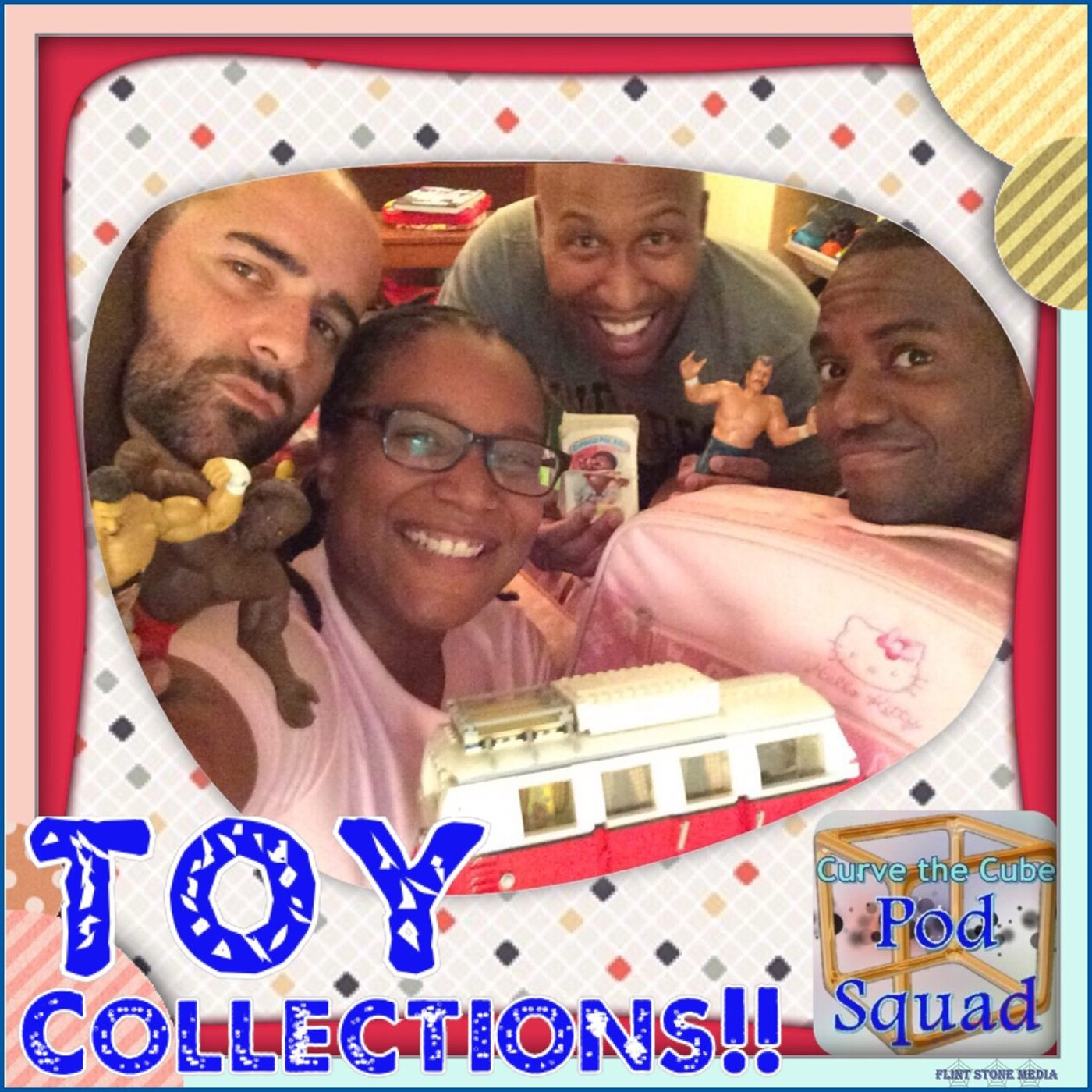 #55 – Pod Squad – Toy Collections - 2015-12-01