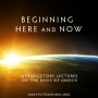 Artwork for Beginning Here and Now: To Be or Not to Be Human