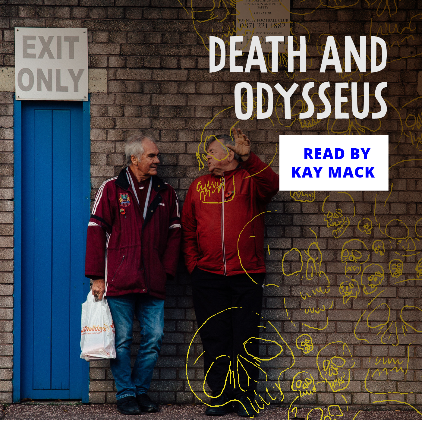 Artwork for Death and Odysseus