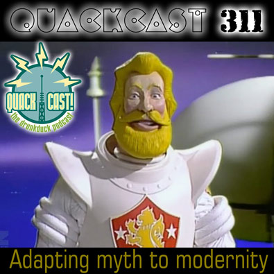 Episode 311 - Myth and modernity