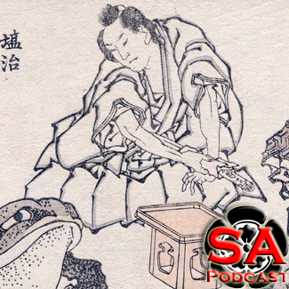 EP123 Busting the Myths of the Samurai P2