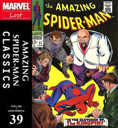 """Lost"" 039 - Amazing Spider-Man 51"