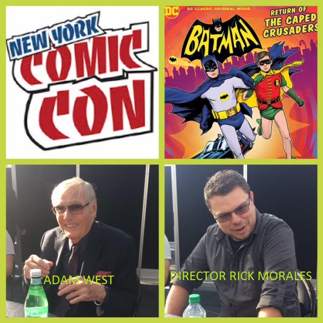 Episode 730 - NYCC: Batman: Return of the Caped Crusaders w/ Adam West!