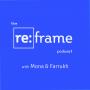 Artwork for the reframe podcast: re010 - Omran Shafique