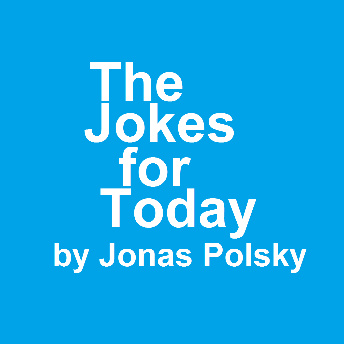 The Jokes for November 27th