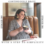 Artwork for 008: Embracing Simplicity with Rachel From A Step to Simplicity