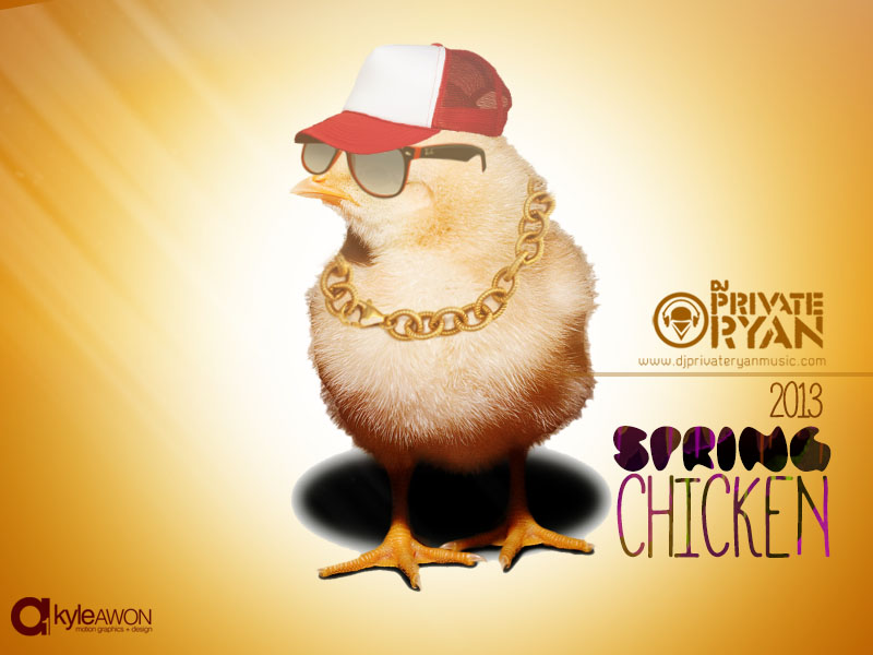 Private Ryan Presents Spring Chicken 2013 (clean)