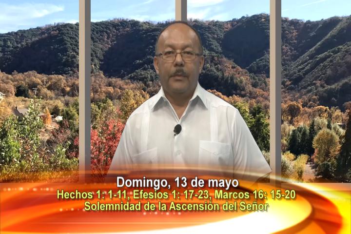 Artwork for Dios te Habla con P. Luis Antonio Vergara, SVD; Tema el hoy: Solemnidad de la Ascensión del Señor