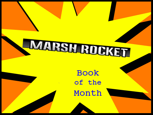Cammy's Comic Corner - Book Of The Month - Marsh Rocket