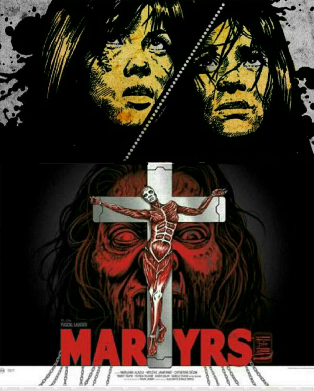 199 Martyrs 2008 Straight Chilling Horror Movie Review Podcast Podtail
