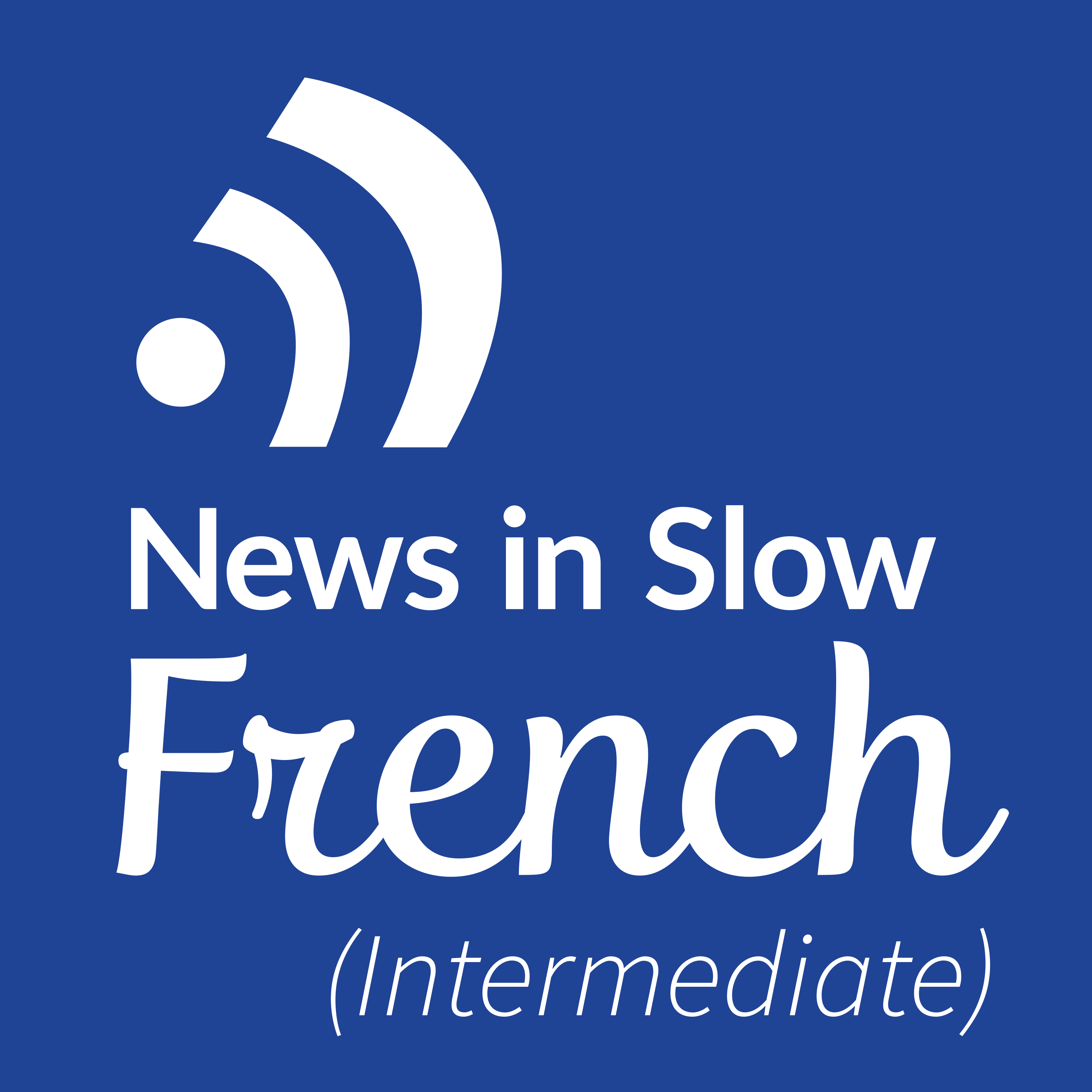 News in Slow French #254