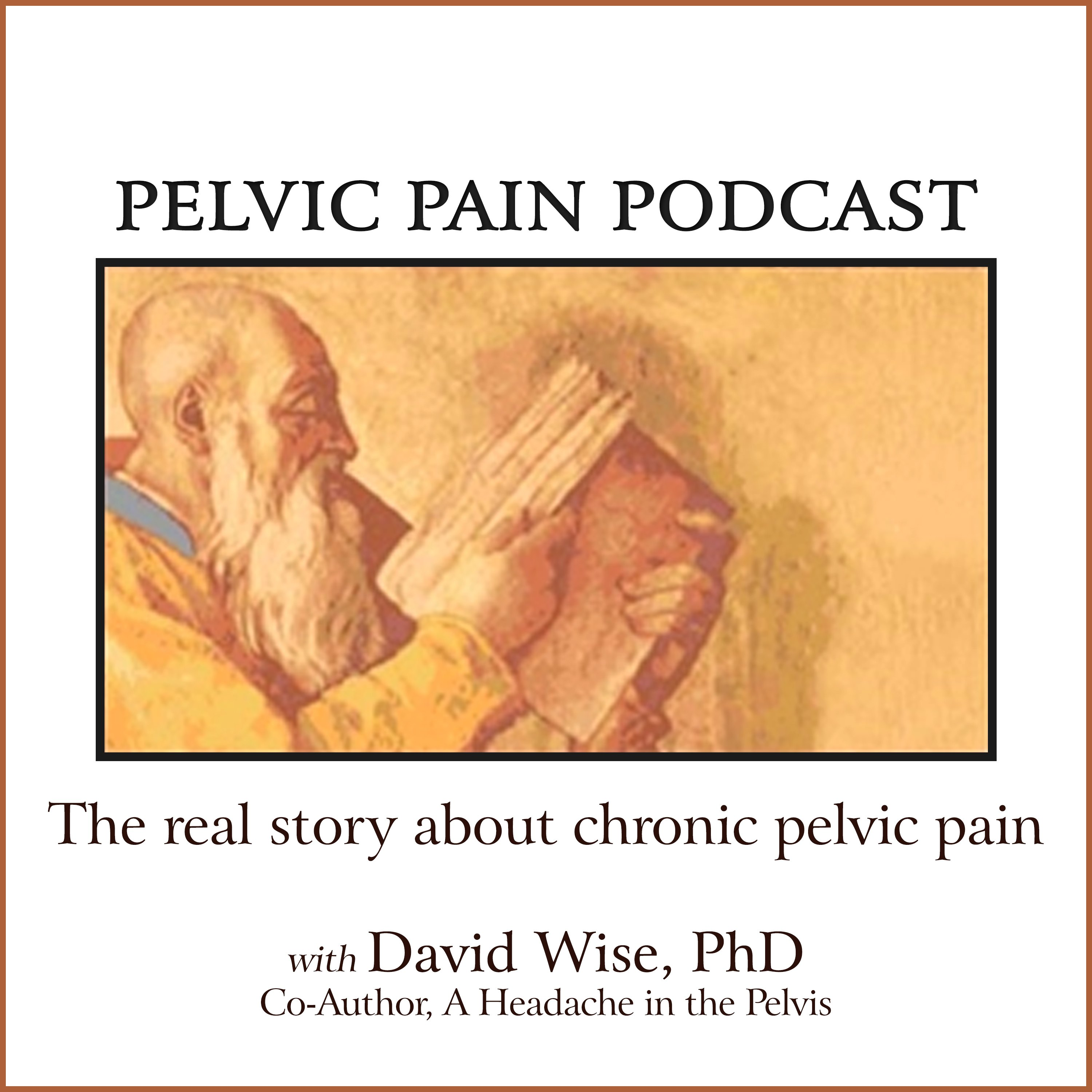 Pelvic Pain Podcast|The Real Story About Chronic Pelvic Pain show art