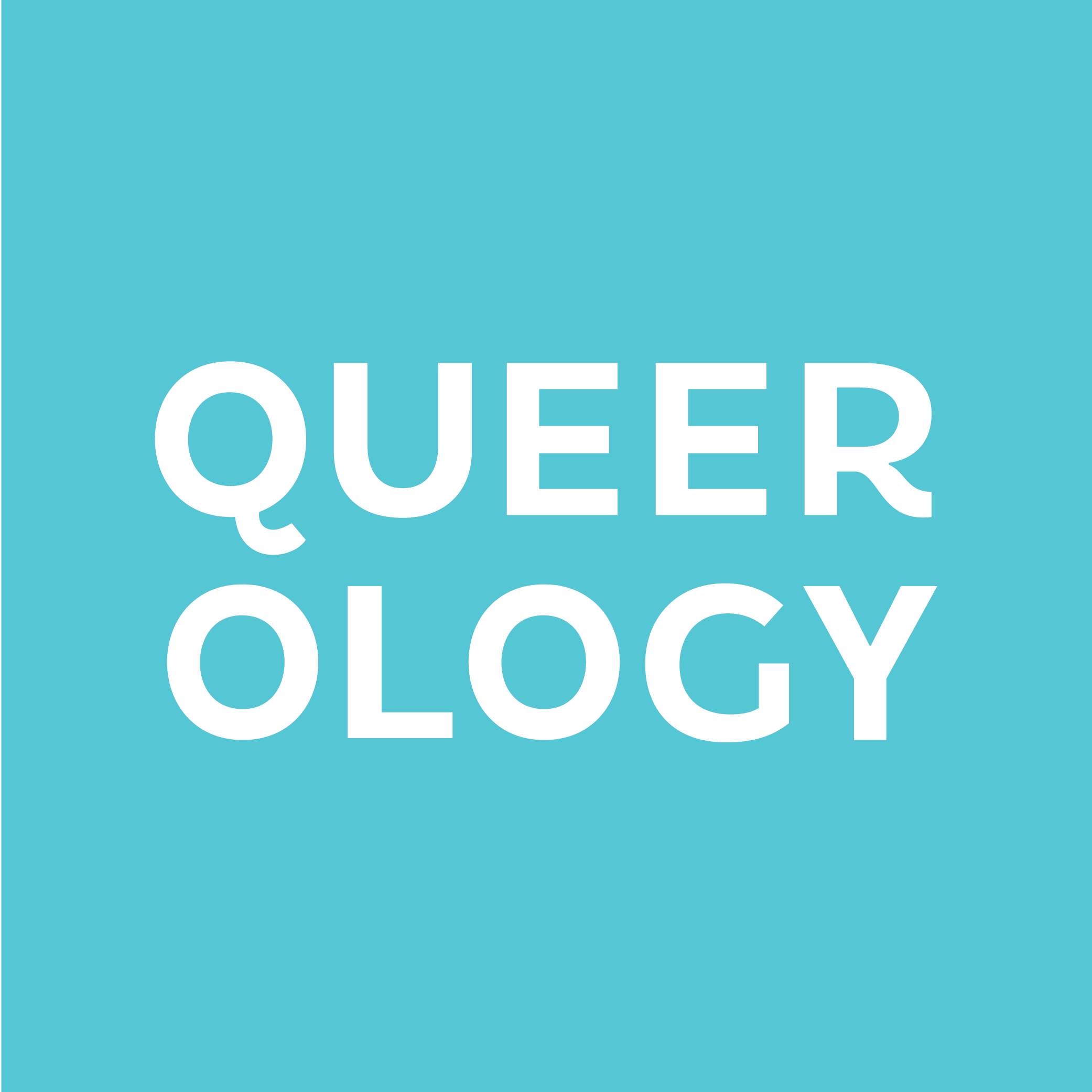 Queerology: A Podcast on Belief and Being show art